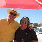 Instructors Scott and CQ